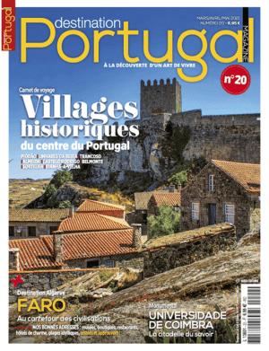Couverture Destination Portugal numéro 20