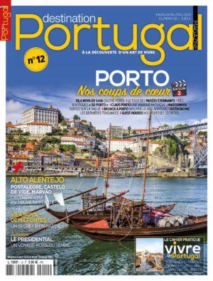 Couverture Destination Portugal numéro 12