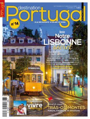 Couverture Destination Portugal numéro 14