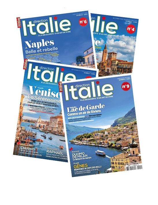 Abonnement Direction Italie