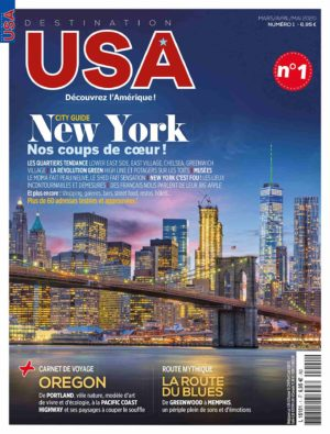 Couverture Destination USA n°1