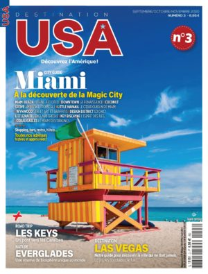 Couverture Destination USA n°3