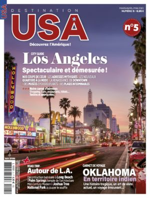 Couverture Destination USA n°5