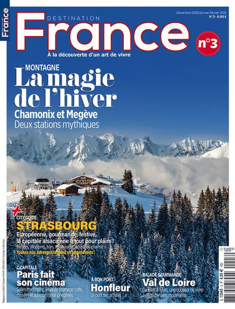Couverture Destination France n°3