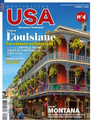 Couverture Destination USA n°4