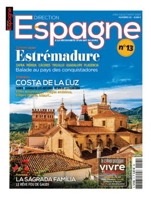 Couverture Direction Espagne numéro 13