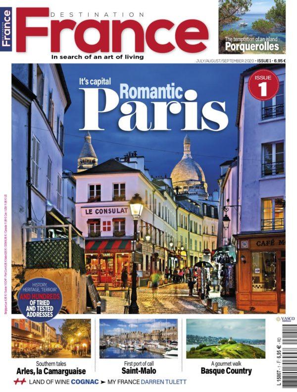 Destination France n°1-EN
