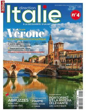Couverture Direction Italie numéro 4