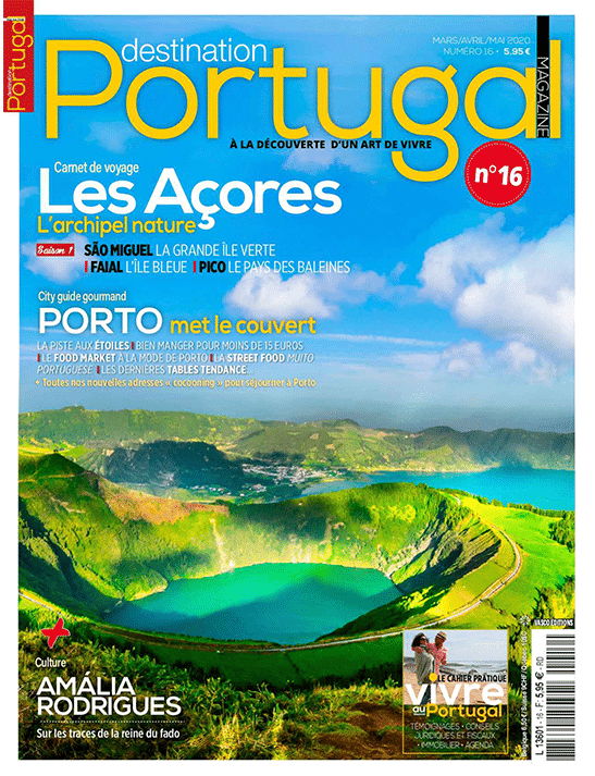 Couverture Destination Portugal numéro 16