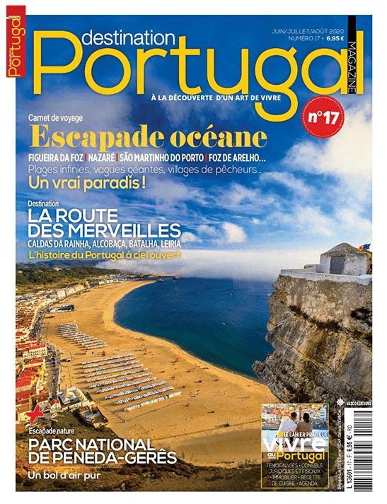 Couverture Destination Portugal numéro 17