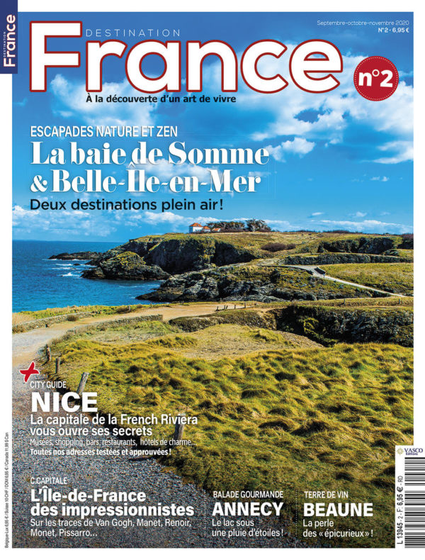 Couverture Destination France n°2