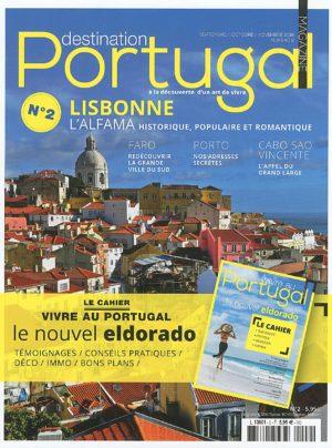 Couverture Destination Portugal numéro 2