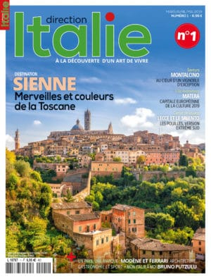 Couverture Direction Italie n°1