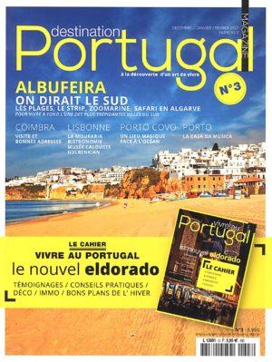 Couverture Destination Portugal numéro 3