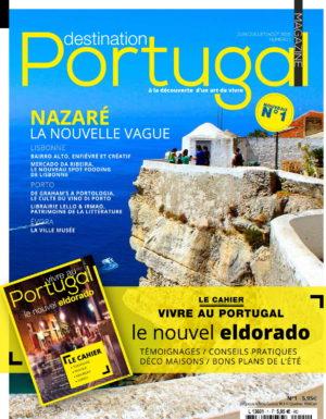 Couverture Destination Portugal numéro 1