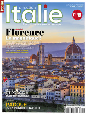 Couverture Direction Italie n°10